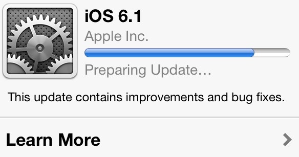IPhoneBlog de iOS 6Punkt1