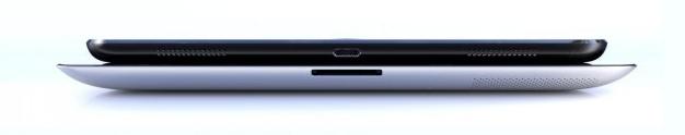 IPhoneBlog de iPad 5 3D Modell