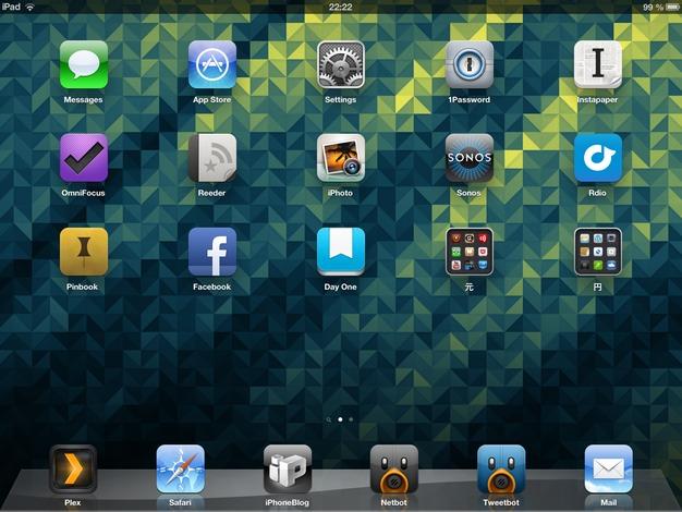 IPhoneBlog de iPad IVa