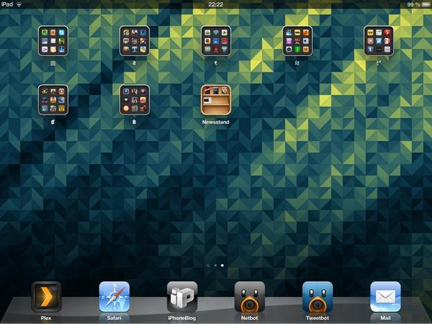 IPhoneBlog de iPad IVb