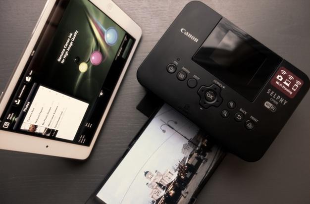 IPhoneBlog Selphy CP900