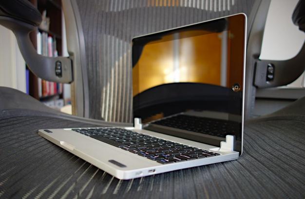 IPhoneBlog de Brydge iPad a