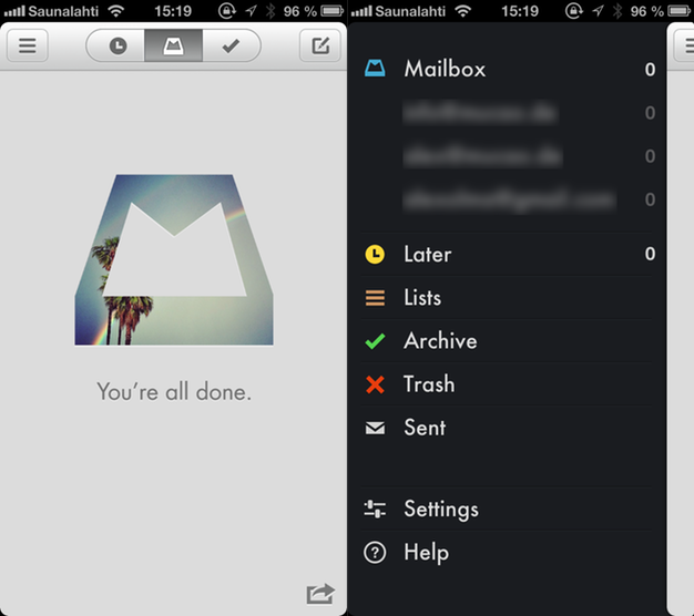 IPhoneBlog de Mailbox
