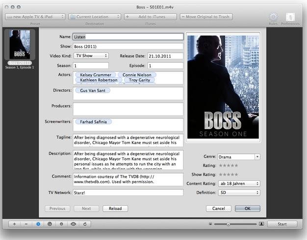 IPhoneBlog de iFlicks Boss