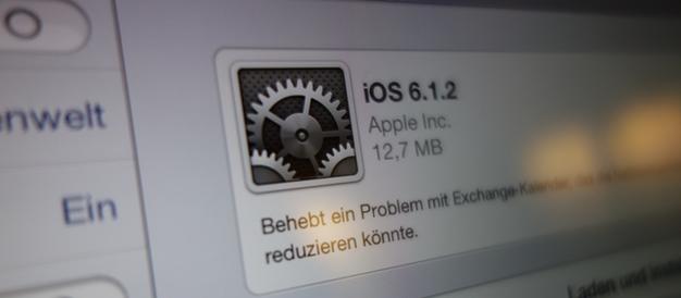 IPhoneBlog de iOS 6 1 2