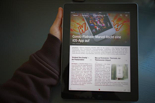 IPhoneBlog de Flipboard 2 0
