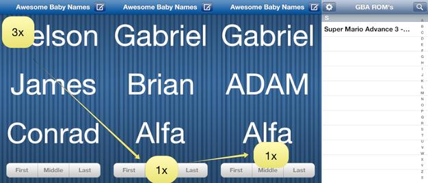 IPhoneBlog de GBA Emu