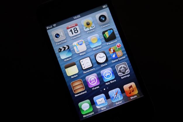 IPhoneBlog de Homescreen