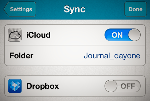 IPhoneBlog de Journal dayone