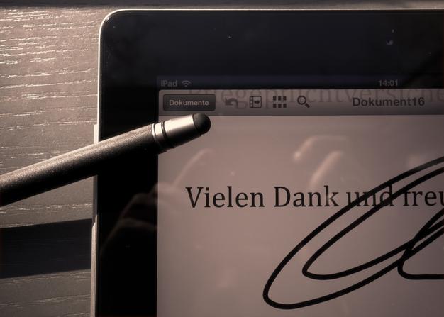 IPhoneBlog de PDFpen6