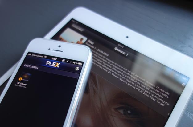IPhoneBlog de Plex Sync