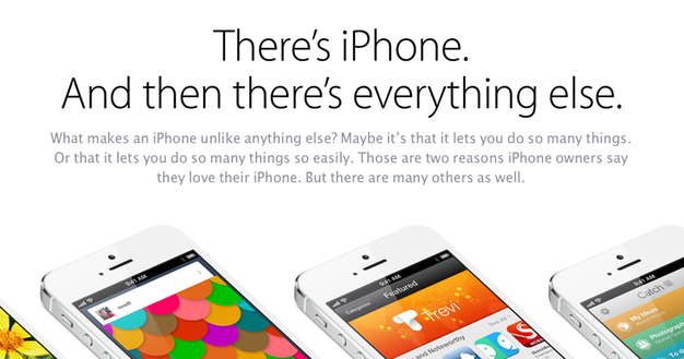 IPhoneBlog de There is iPhone Then there is everything else