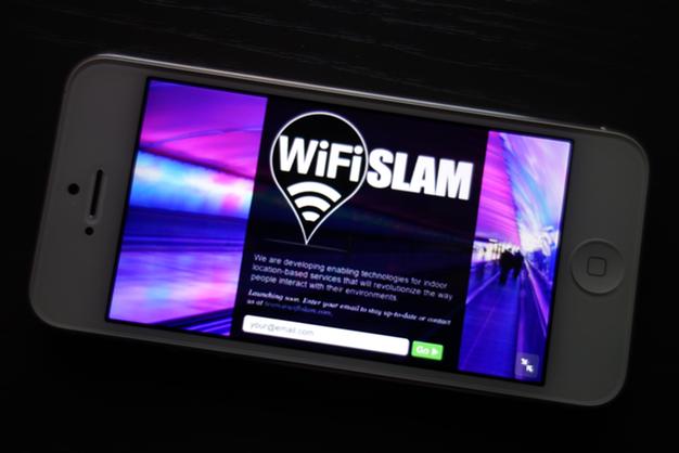 IPhoneBlog de WifiSLAM