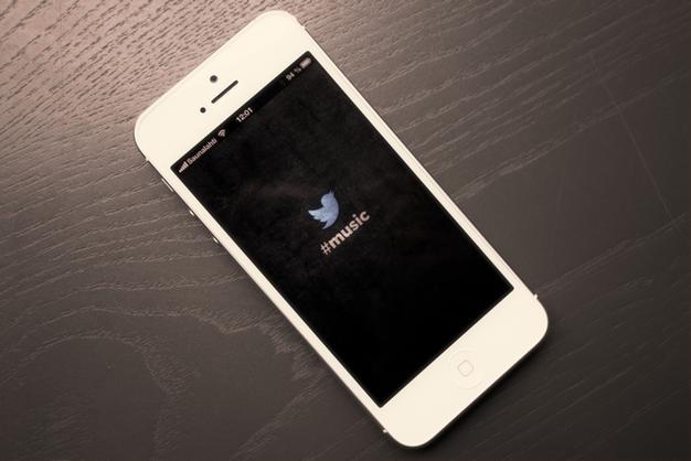 IPhoneBlog de Twitter Music