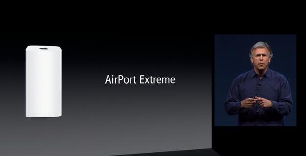 IPhoneBlog de AirPort Extreme