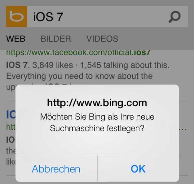 IPhoneBlog de Bing