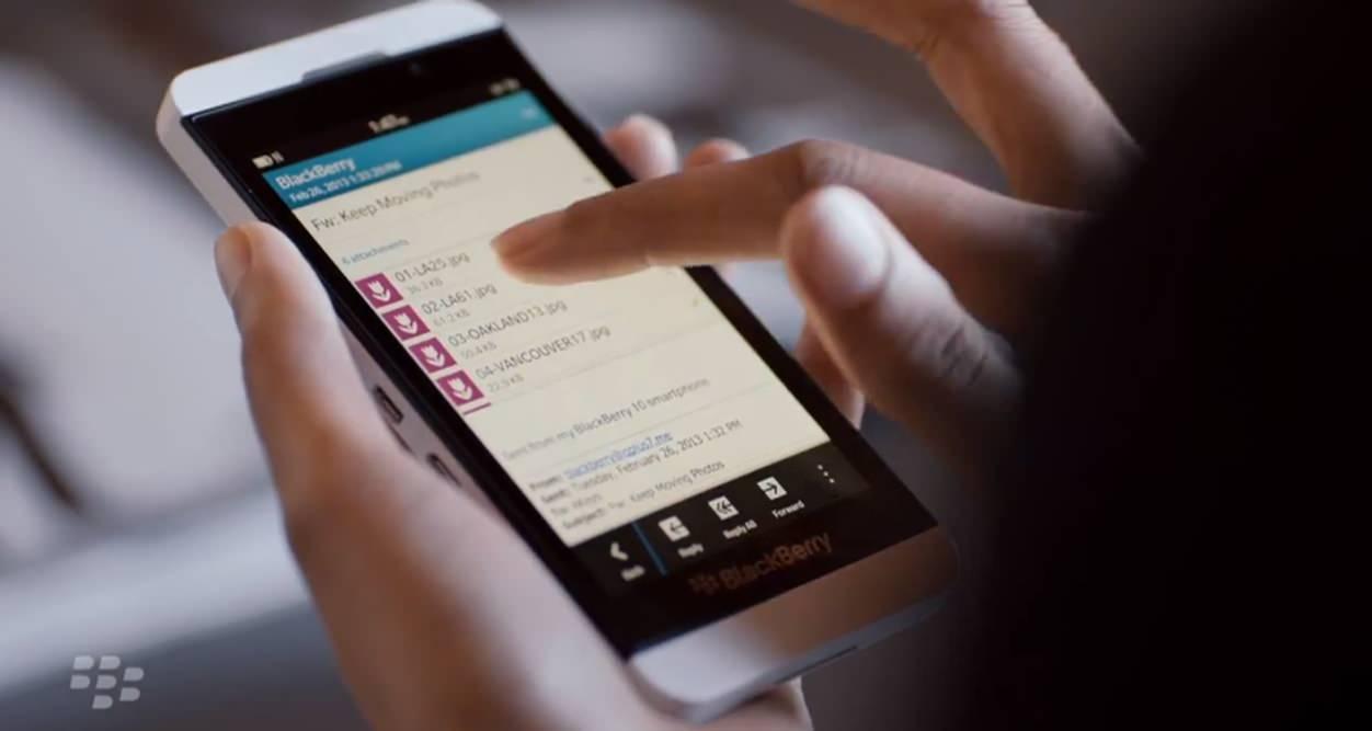 IPhoneBlog de BlackBerry