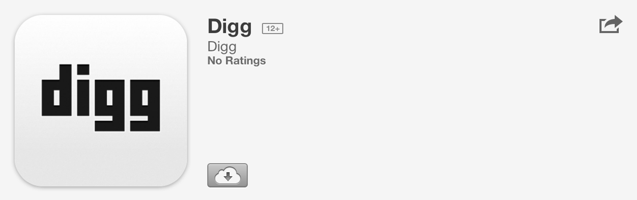 IPhoneBlog de Digg is back