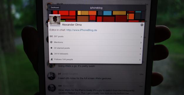 IPhoneBlog de Felix iPad