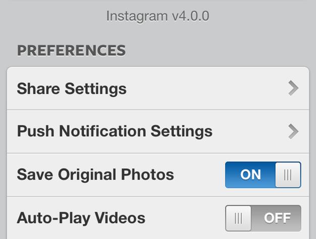 IPhoneBlog de Instagram 4 0
