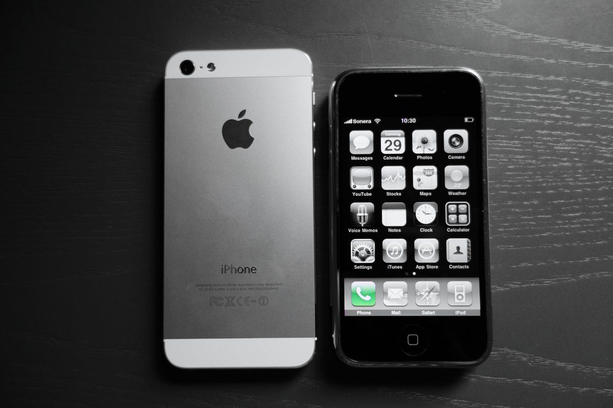 IPhoneBlog de iPhone Sechs jahre