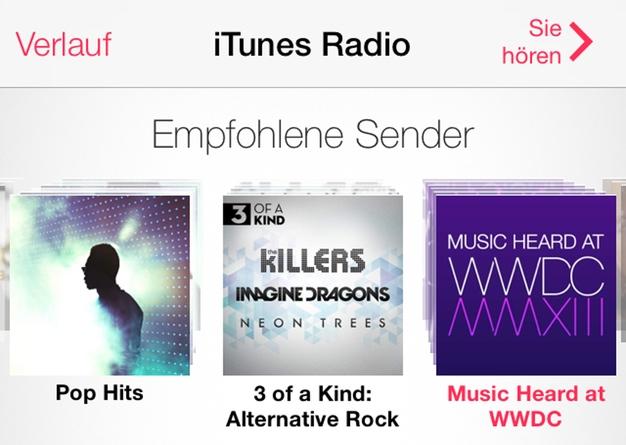 IPhoneBlog de iTunes Radio