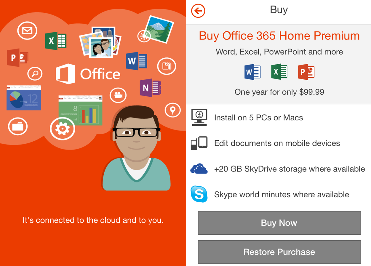 IPhoneBlog Office 365