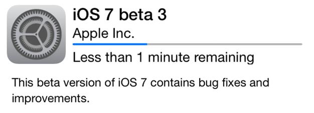 IPhoneBlog de Beta3 ios7
