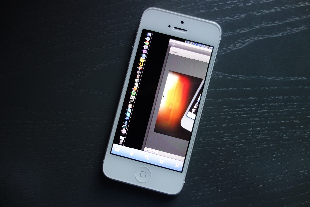 IPhoneBlog de LogMeIn