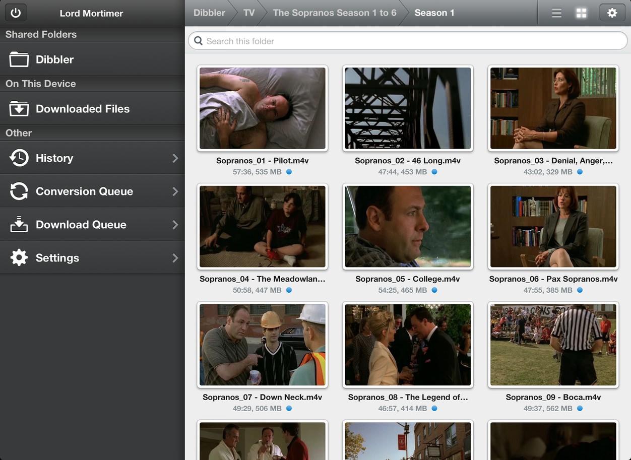 IPhoneBlog de AirVideoHD iPad