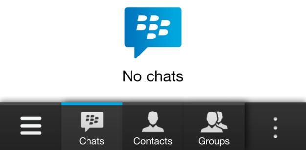 IPhoneBlog de BlackBerry BBM