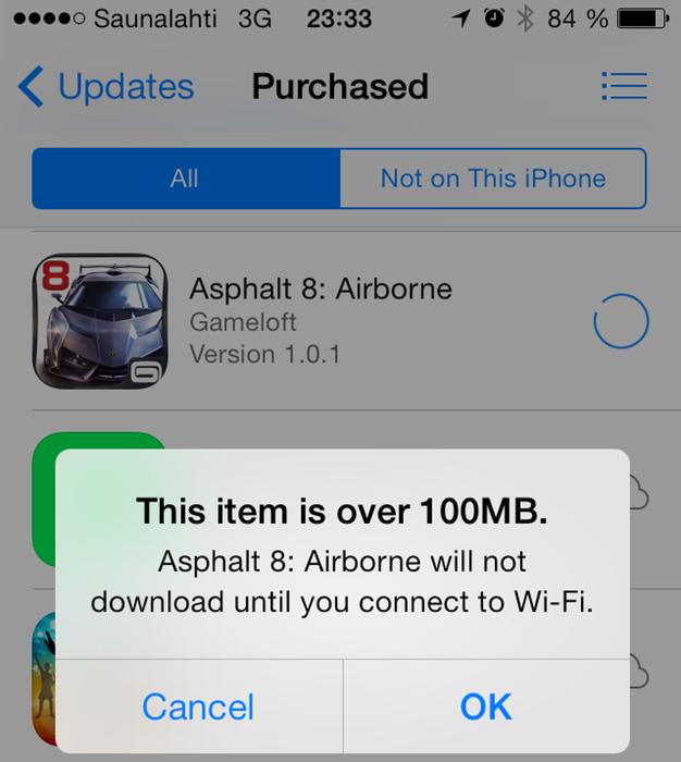 IPhoneBlog de Download Limit 3G