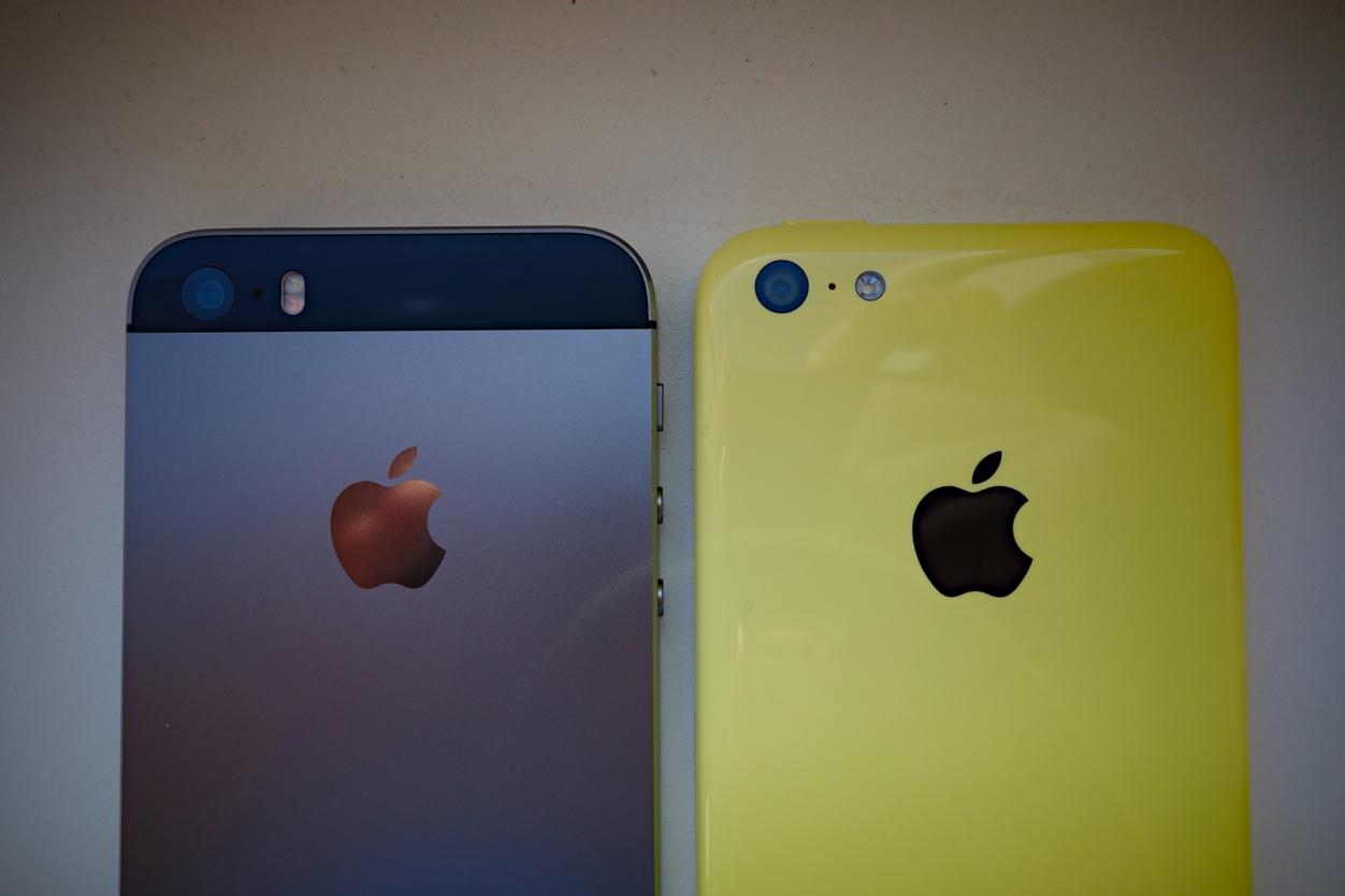 IPhoneBlog de Gelb Grau