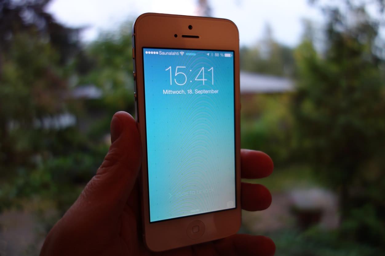 IPhoneBlog de iOS7