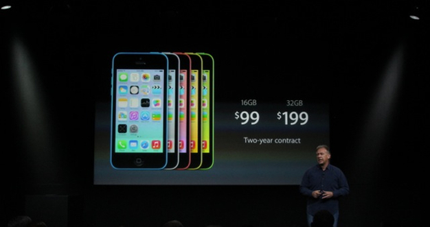 IPhoneBlog de iPhone 5C