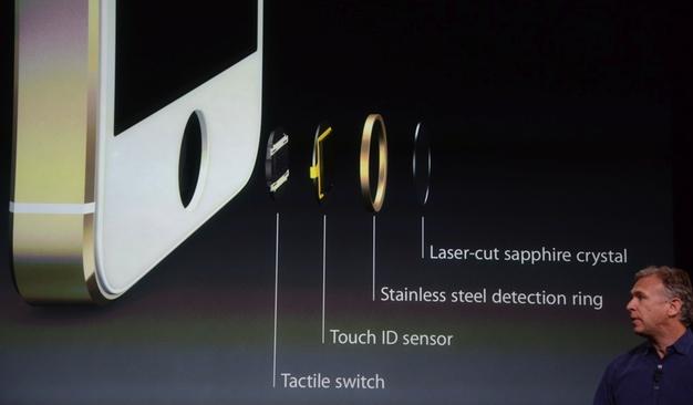IPhoneBlog de iPhone 5S TouchID