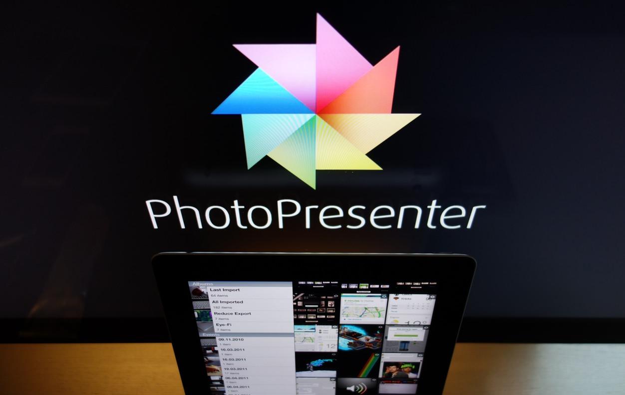 IPhoneBlog de PhotoPresenter