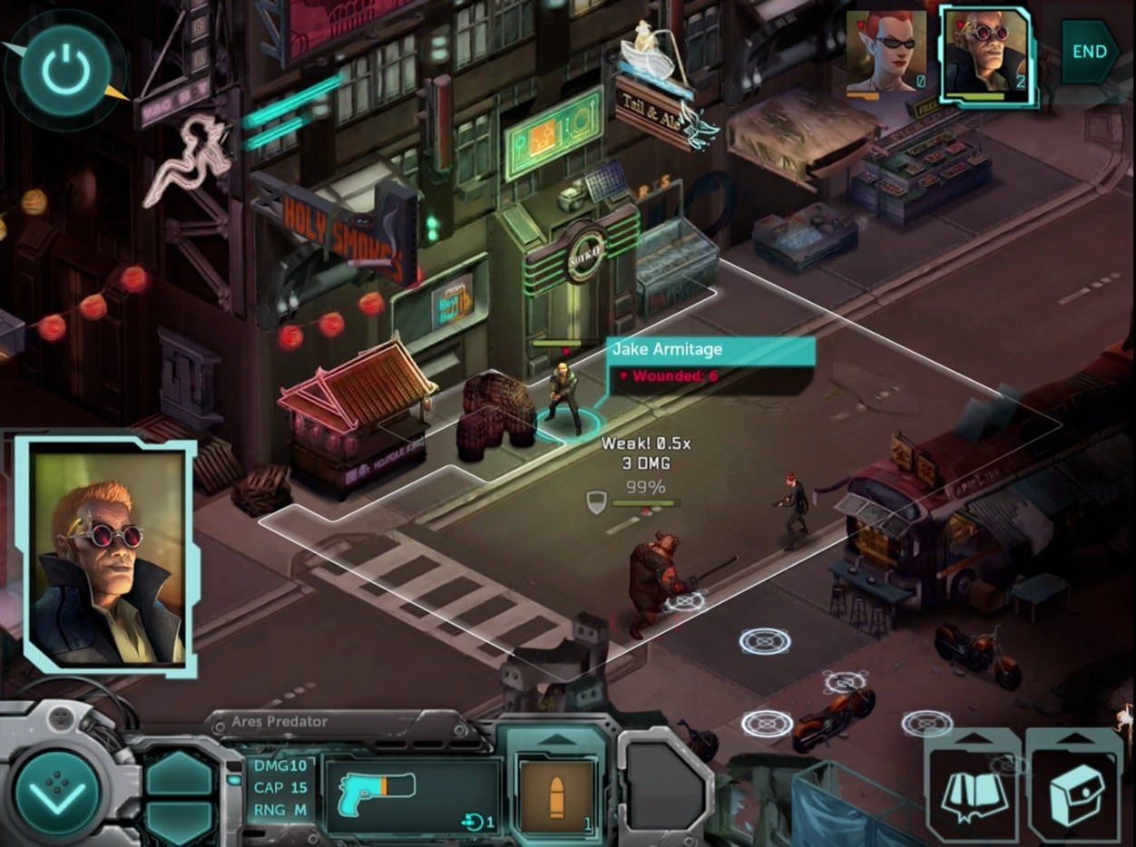 IPhoneBlog de Shadowrun Returns