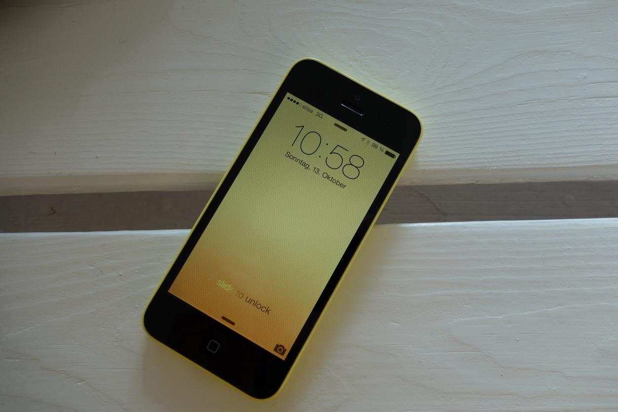 IPhoneBlog de 5c b