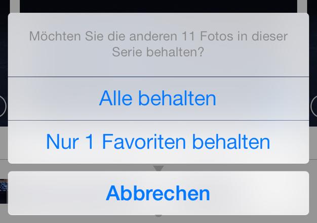 IPhoneBlog de Burst Mode