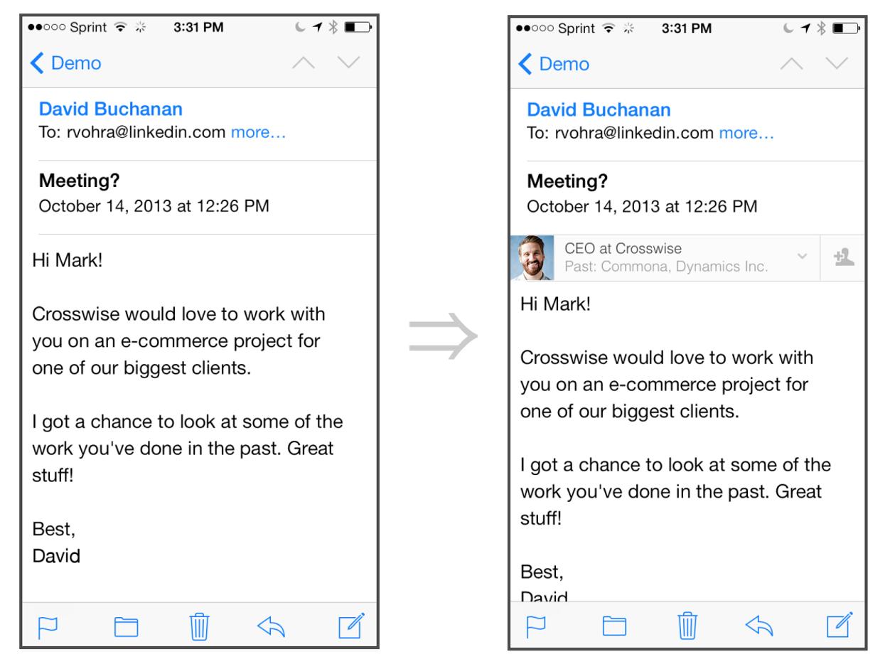 IPhoneBlog de Linkedin Intro b