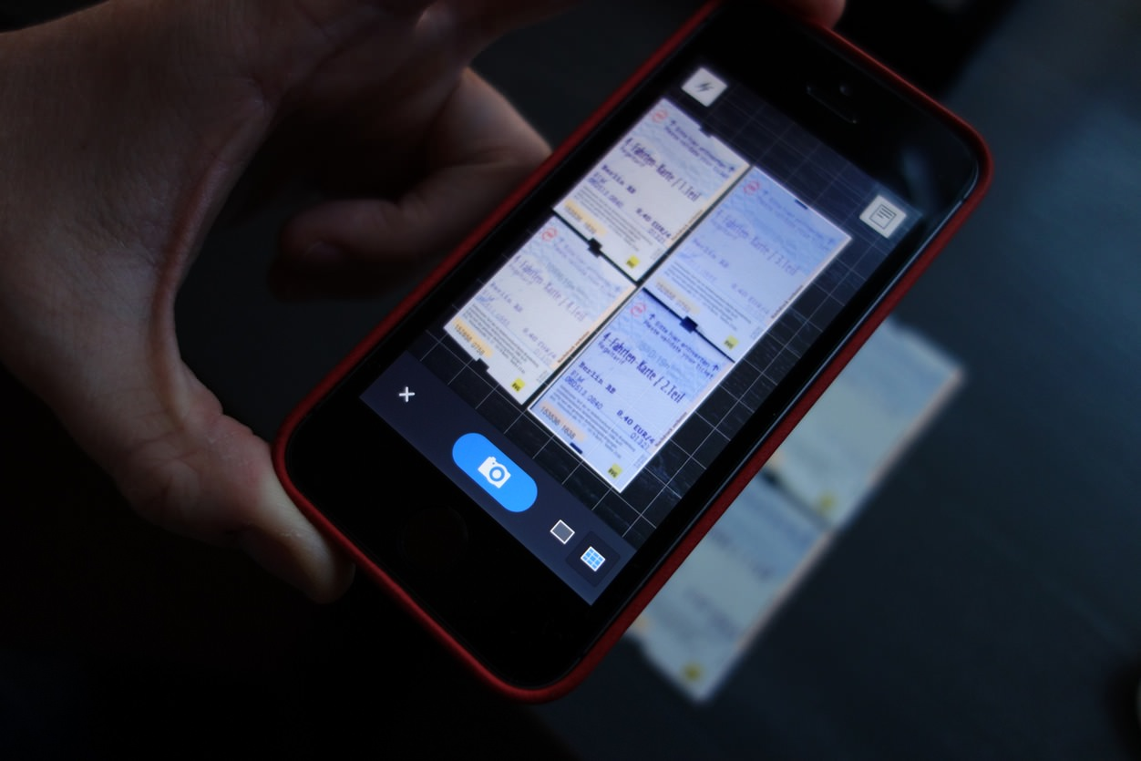 IPhoneBlog de Scanner Pro