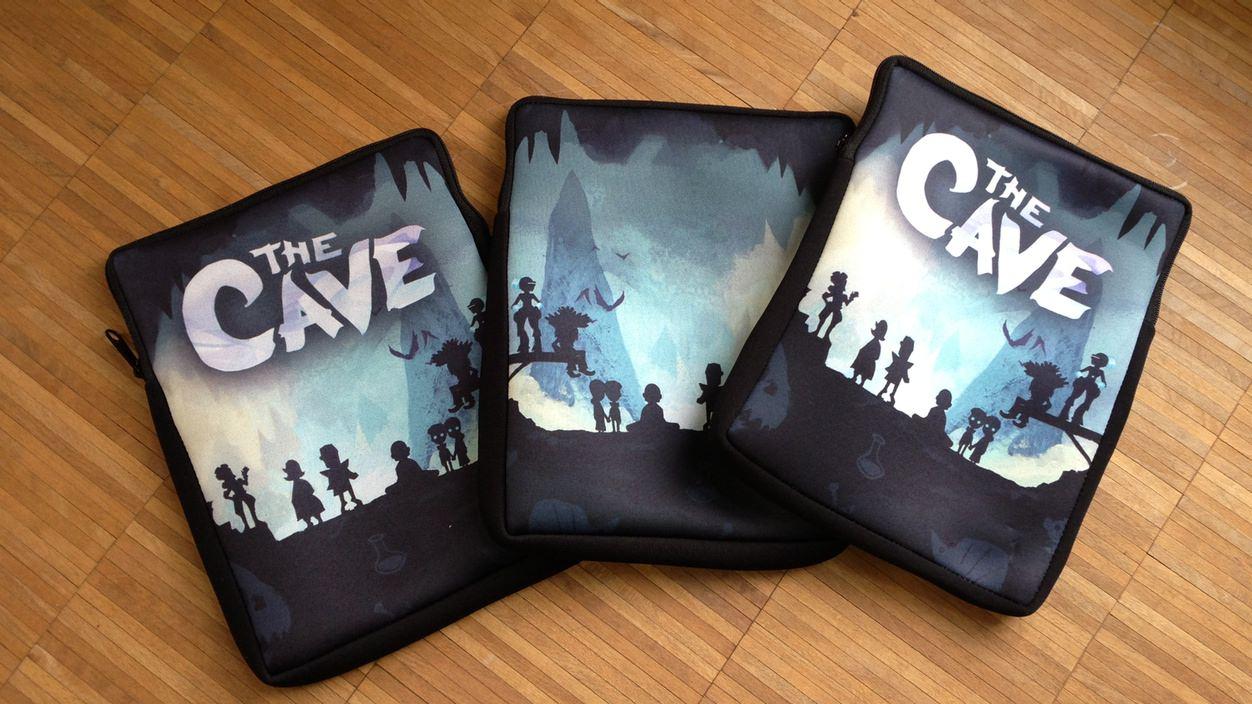IPhoneBlog de The Cave Taschen
