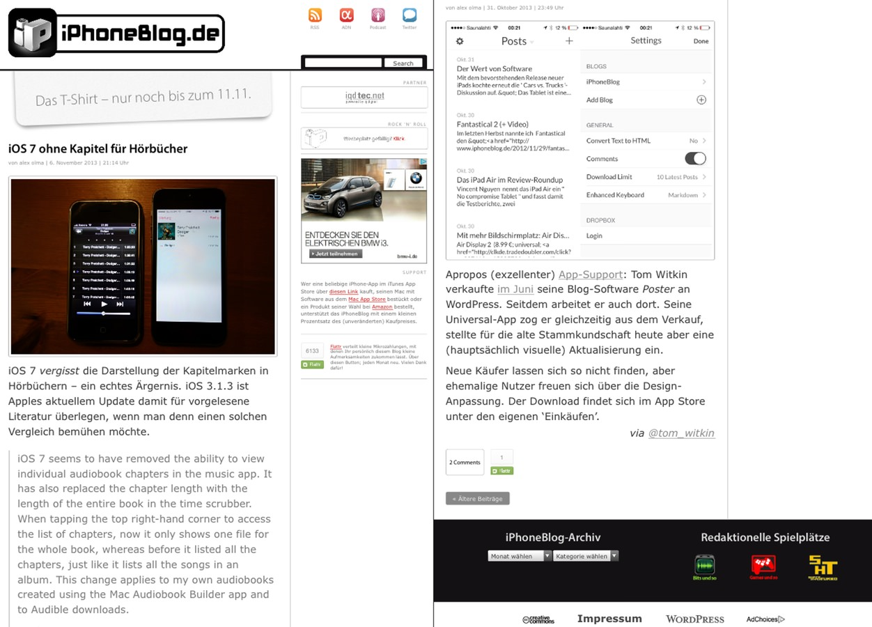 IPhoneBlog de Release 3 5
