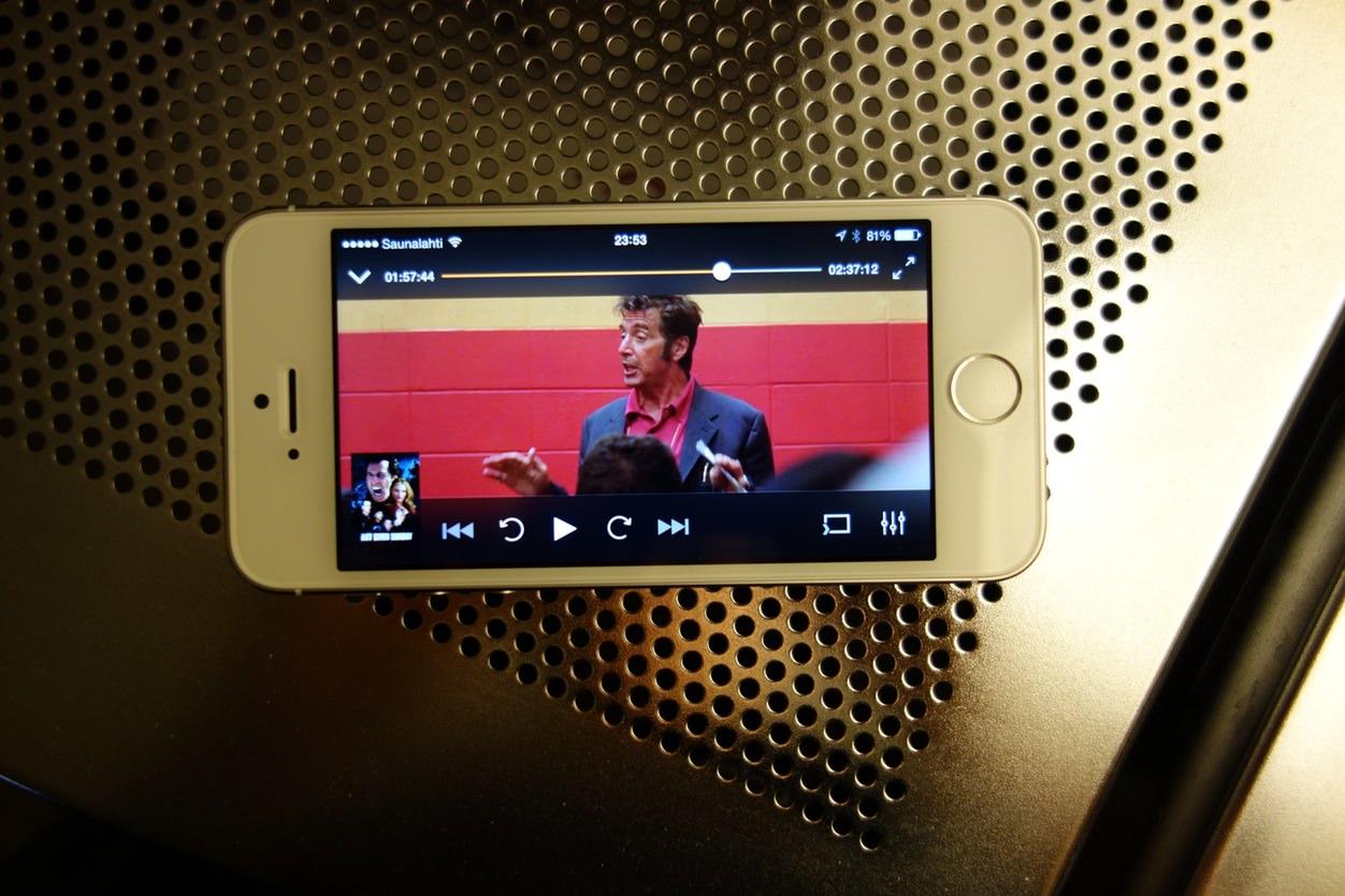 IPhoneBlog de Plex iOS7