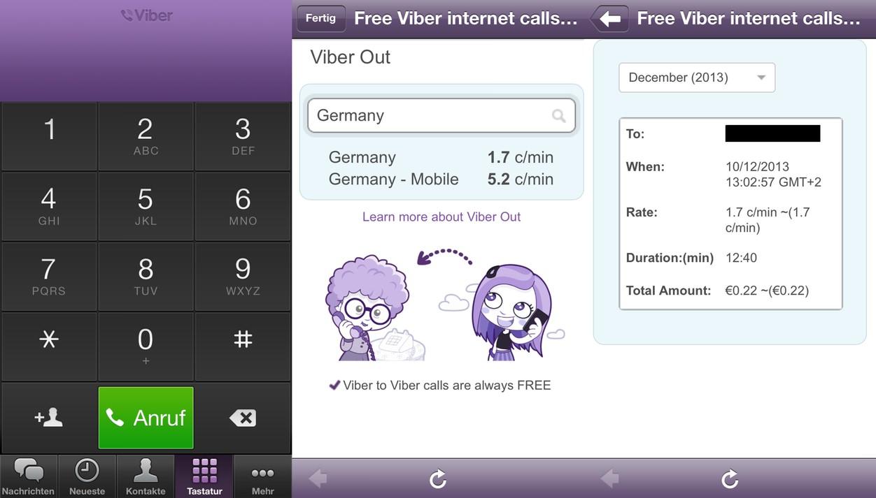 IPhoneBlog de Viber