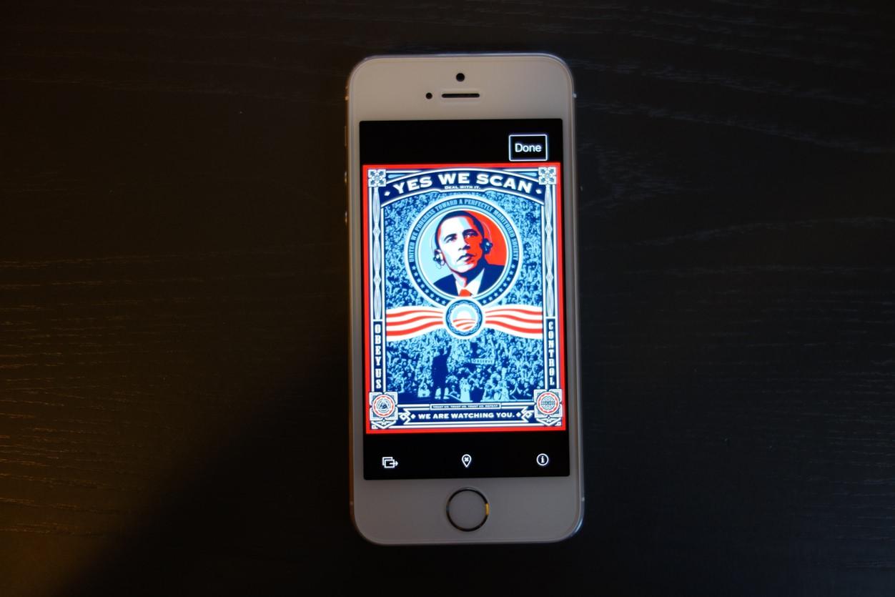 IPhoneBlog de Yes we scan
