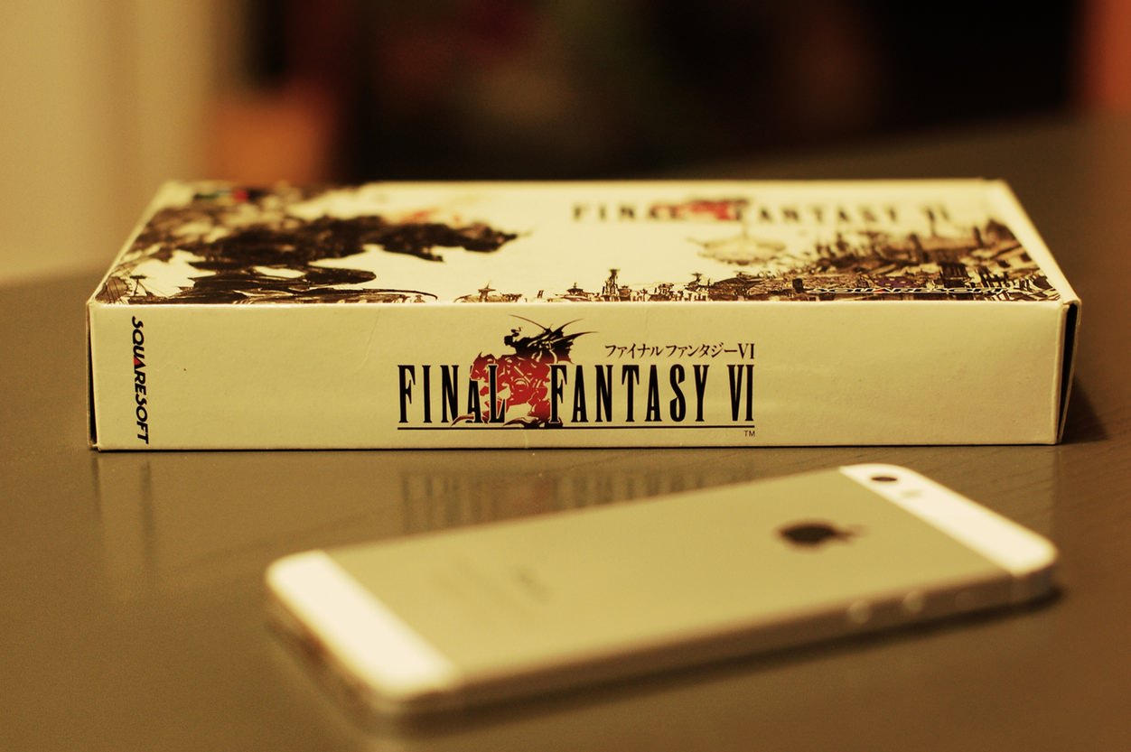 IPhoneBlog de Final Fantasy VI