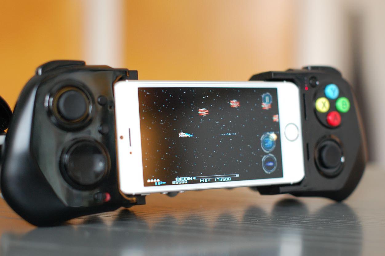 IPhoneBlog de R Type II