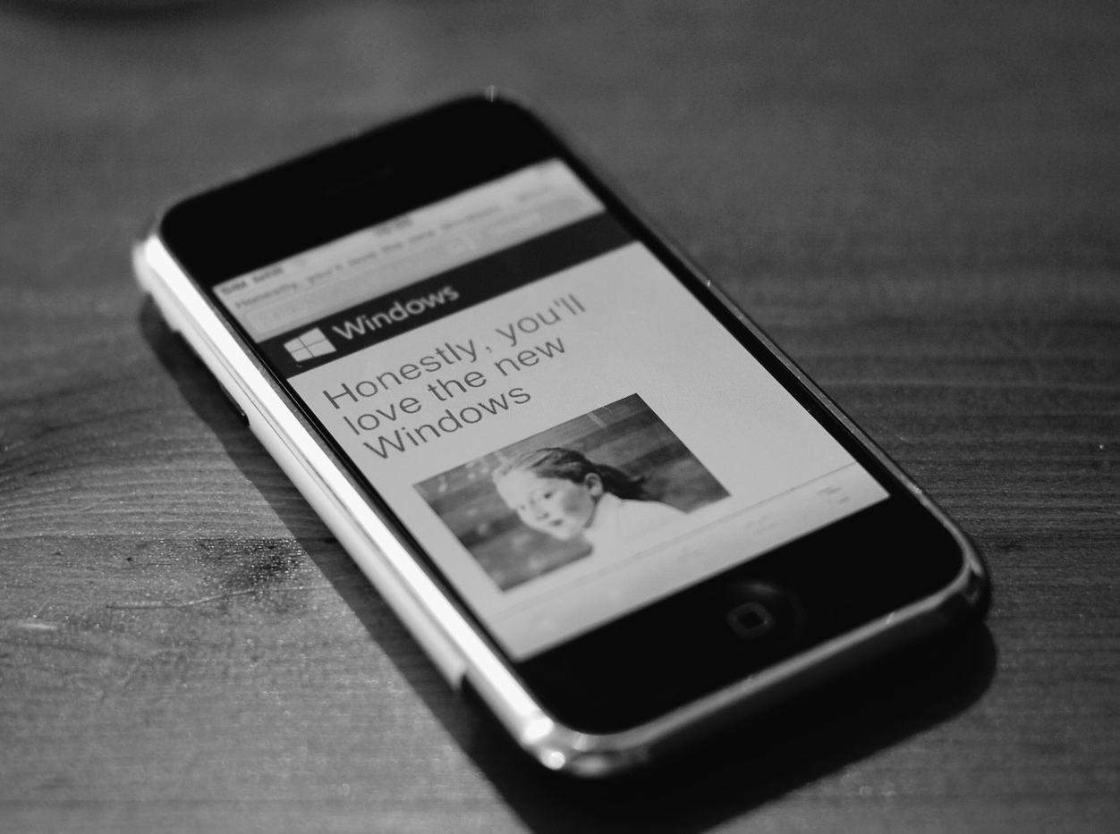 IPhoneBlog de Windows iPhone